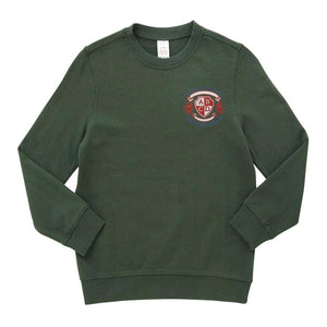 Manor Road Primary School Sweatshirt - Bottle Green