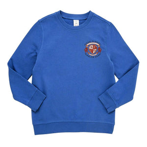 The Bythams Primary School Sweatshirt - Royal Blue