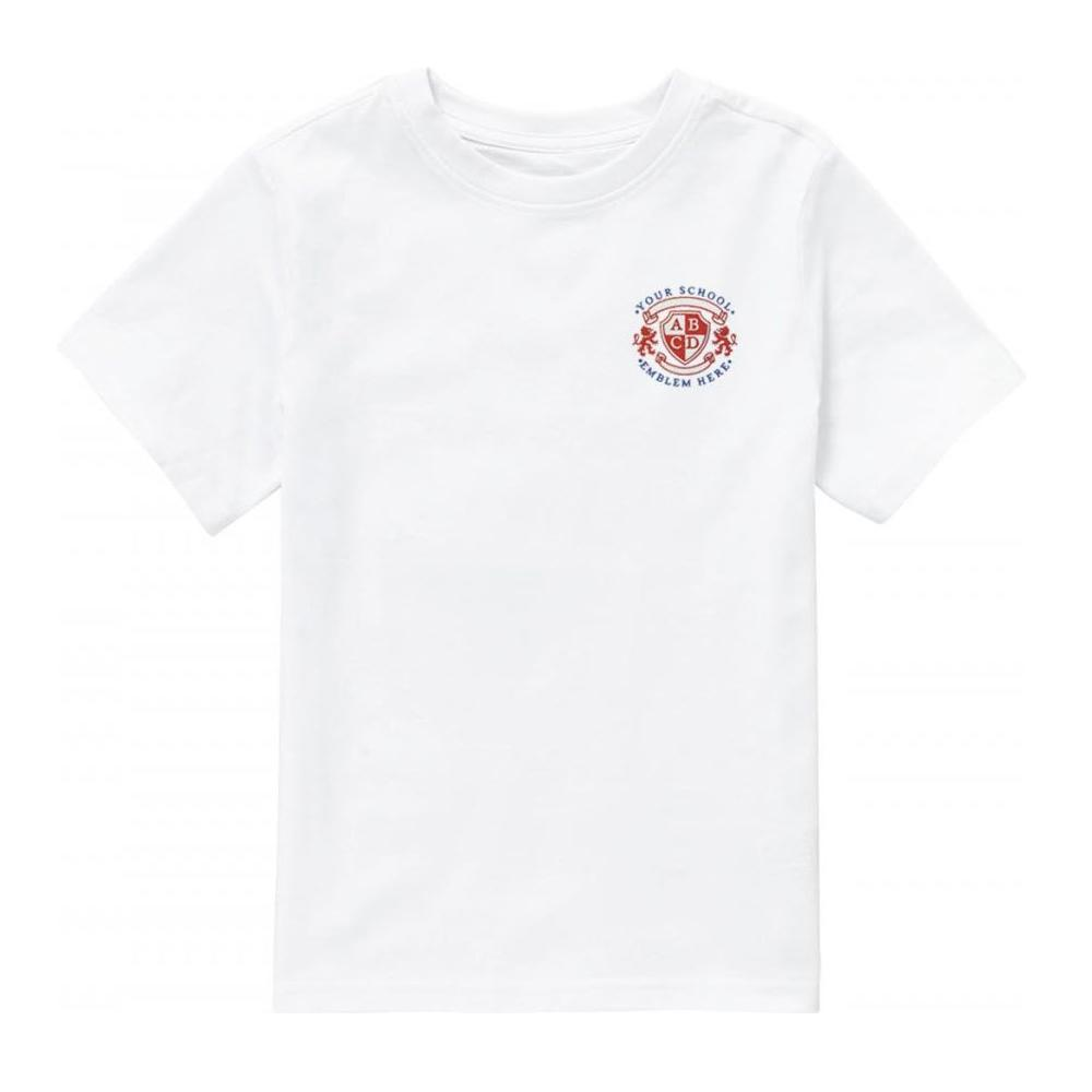 Little Leigh Primary School T-Shirt - White