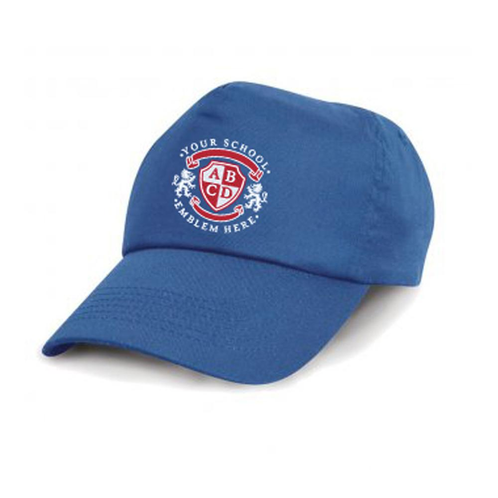 The Bythams Primary School Cap - Royal Blue