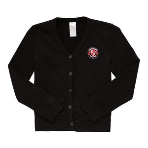 Cronk y Berry Primary School Cardigan - Black