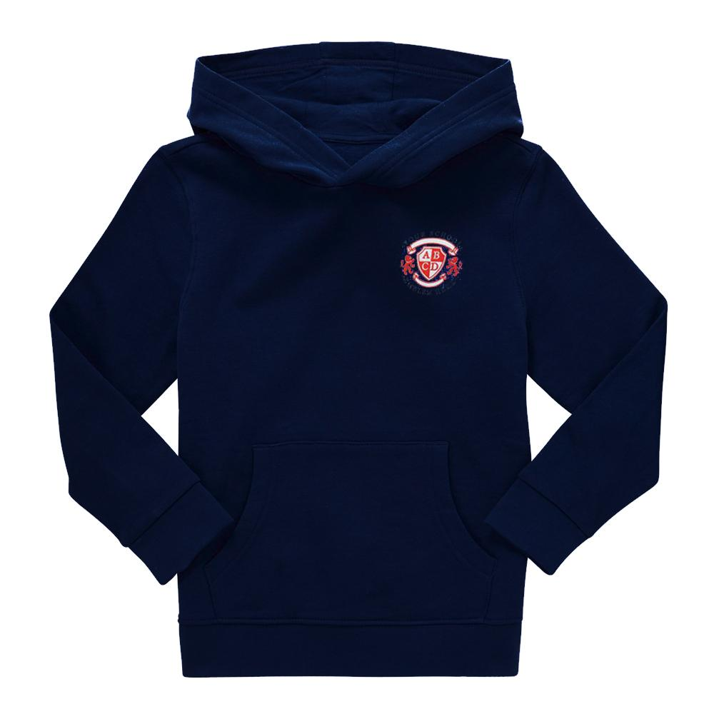 Corby Glen Playgroup Hooded sweatshirt - Navy