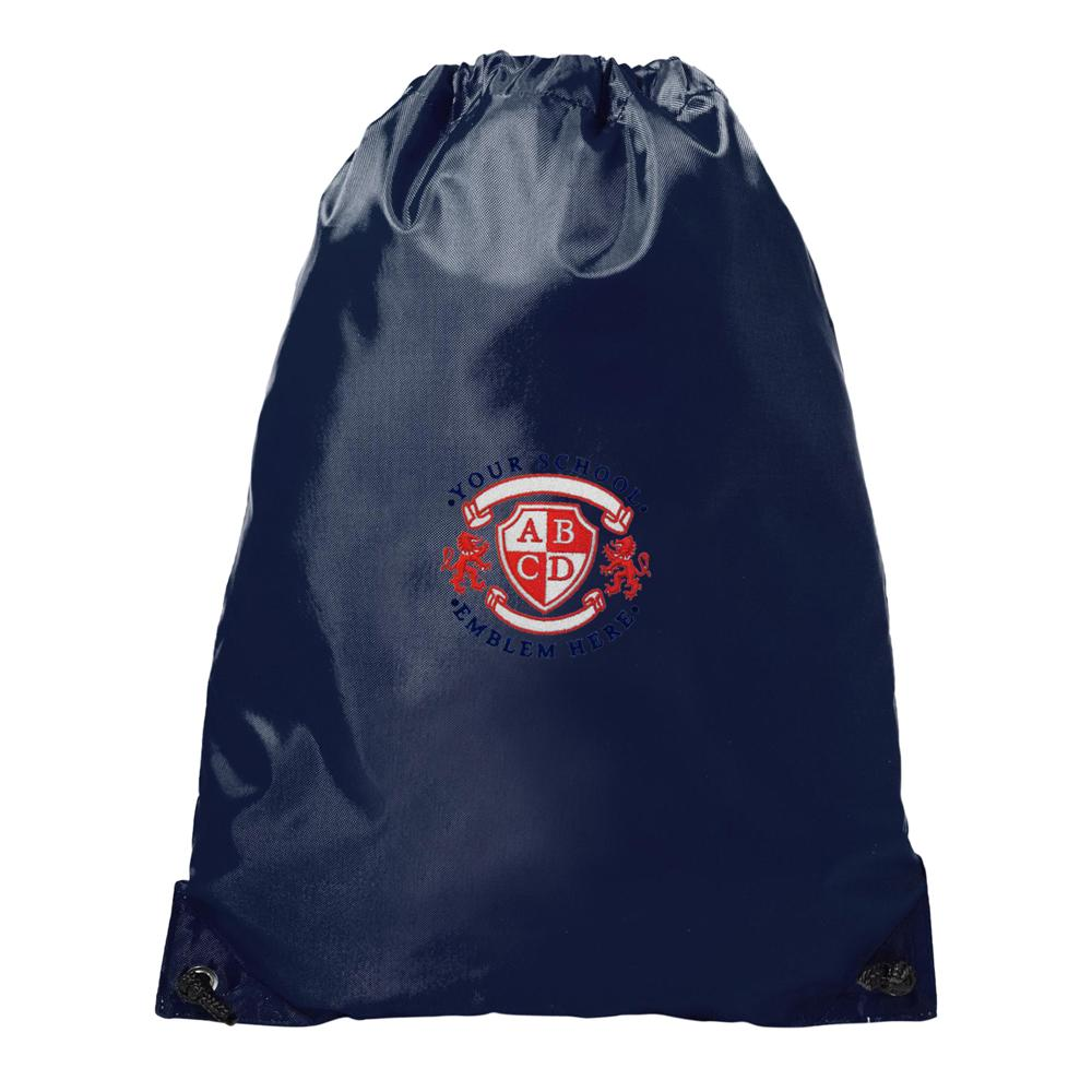 St Marys CP School Southam PE Bag - Navy