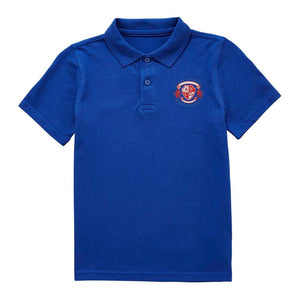 Ilmington CE Primary School Polo Shirt - Royal Blue