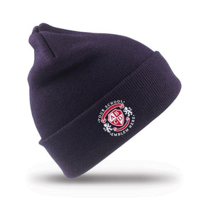 St Pauls RC Primary School Ski Hat - Navy