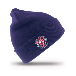 The Bythams Primary School Ski Hat - Royal Blue
