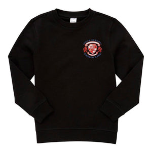 Cronk y Berry Primary School Sweatshirt - Black