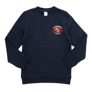 St Christophers RC School Sweatshirt - Navy