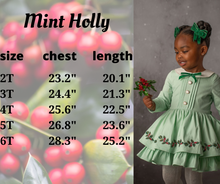 Load image into Gallery viewer, Mint Holly