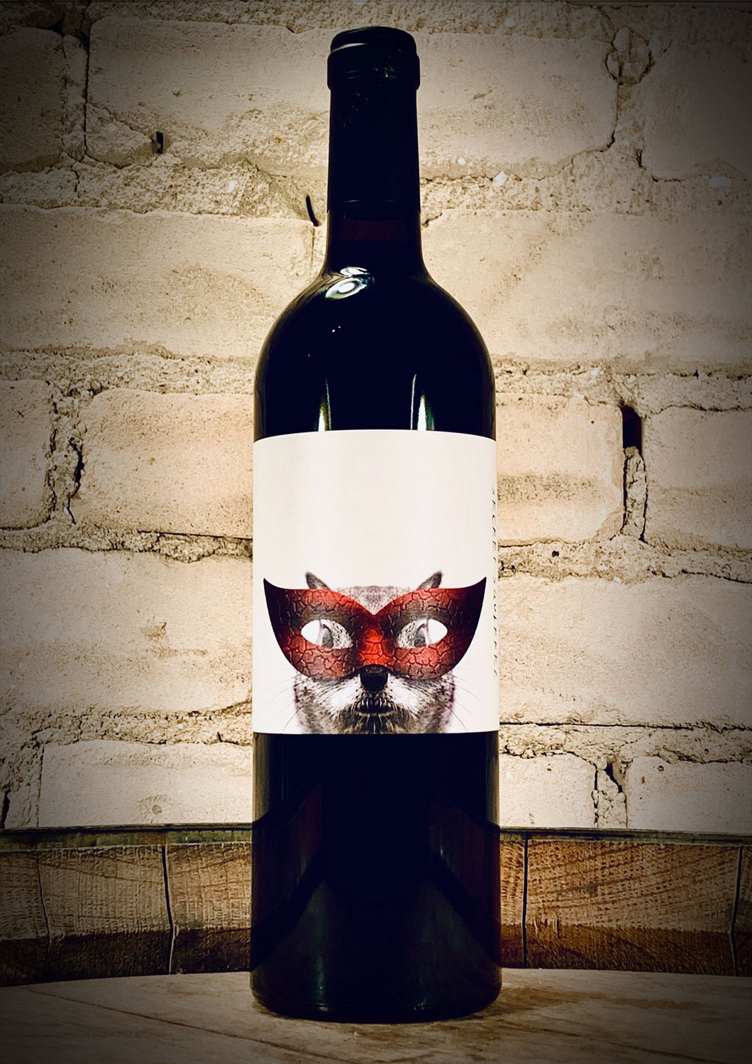 SECRET SQUIRREL Cabernet Sauvignon 2015
