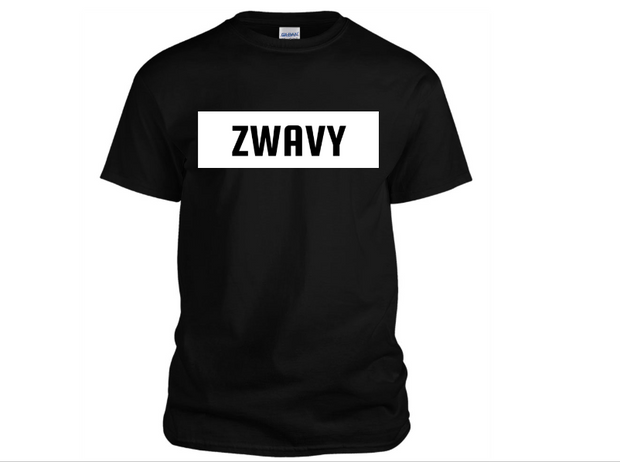Short Sleeve Crew Neck T shirt - Black