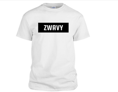 Short Sleeve Crew Neck T shirt - White