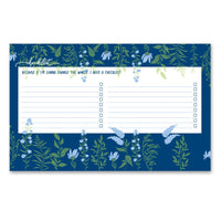 Change the World Checklist Notepad - 6 notepads