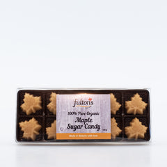 Maple Sugar Candy - 10 Leaf Tray