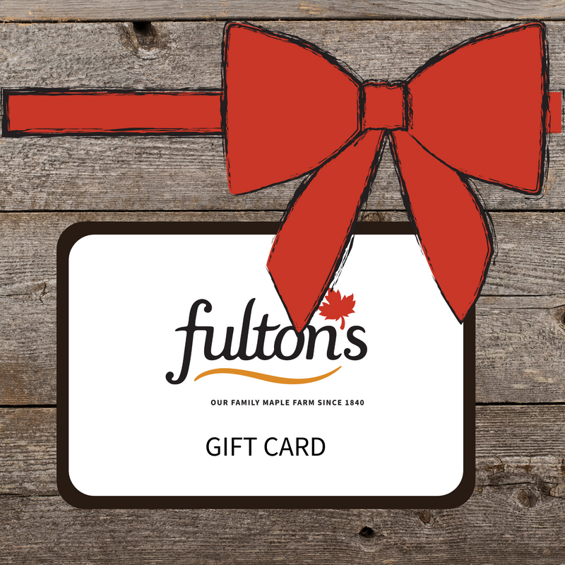 Fulton's Gift Cards