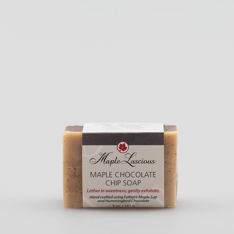 Maple Chocolate Chip Soap
