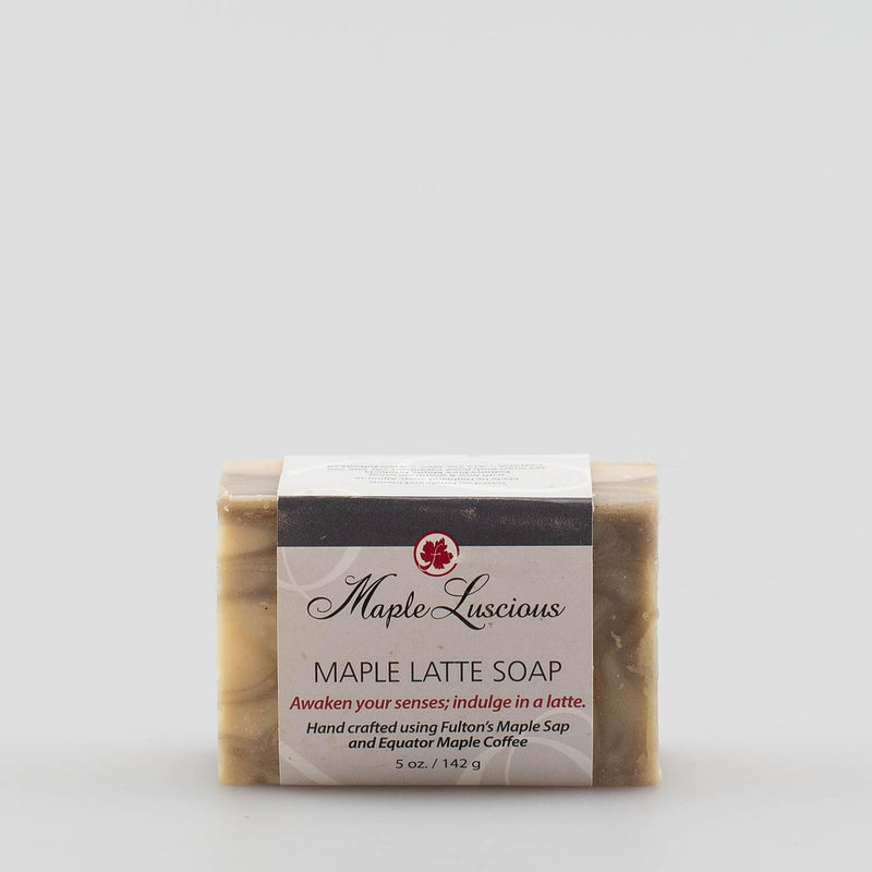 Maple Latte Soap