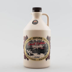Pure Organic Maple Syrup - 2 litre plastic jug