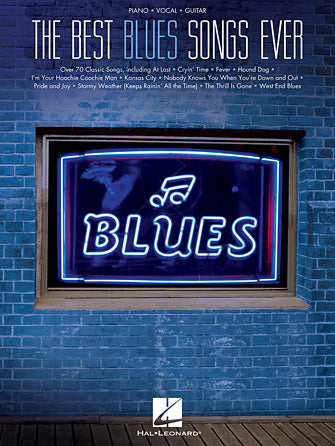 Best Blues Songs Ever, The - P/V/G