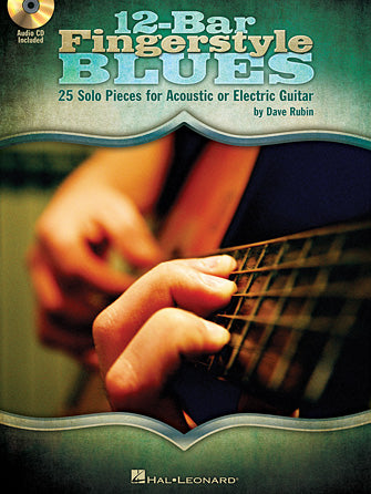 Twelve-Bar Fingerstyle Blues