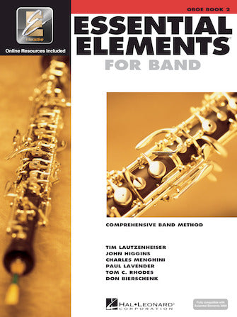 Essential Elements for Band - Oboe Book 2 (w/EEi)