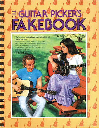 Guitar Picker's Fakebook, The
