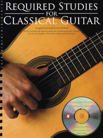 Required Studies for Classical Guitar