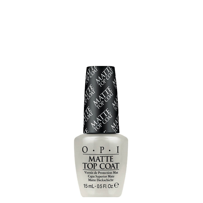 Esmalte Opi Matte Top Coat 15 ml