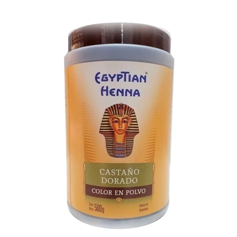 Henna Natural Egyptian 500 gr