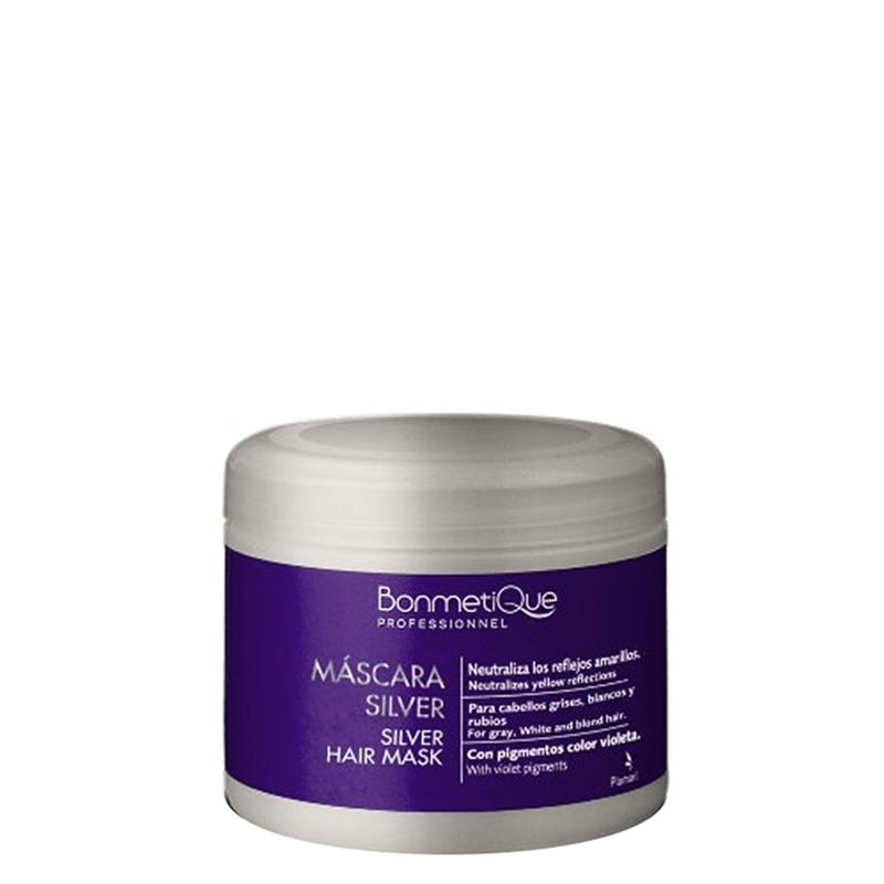 Mascara Silver Bonmetique 250 ml