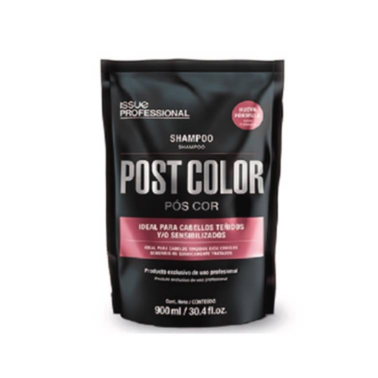 Shampoo Issue Professional Post Color  Sachet 900 ml