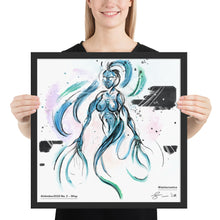 Load image into Gallery viewer, Wisp — Framed Art Print