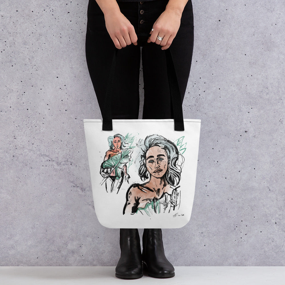 Exotic Nature — Tote Bag