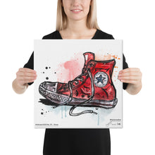 Load image into Gallery viewer, Shoes — Canvas Print