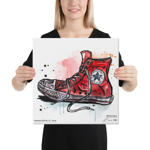 Shoes — Canvas Print