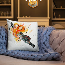 Load image into Gallery viewer, Blade — Throw Pillow