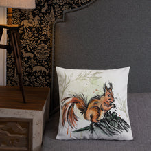 Load image into Gallery viewer, Rodent — Throw Pillow