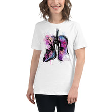 Load image into Gallery viewer, Consequences — Women's Relaxed T-Shirt