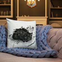 Load image into Gallery viewer, Buddy — Throw Pillow