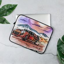 Load image into Gallery viewer, Rocket — Laptop Sleeve