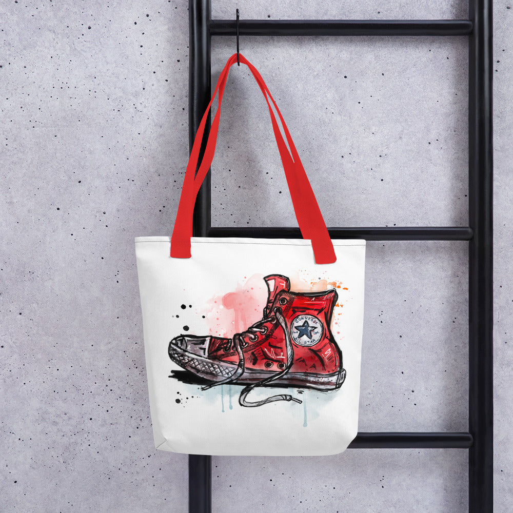 Shoes — Tote Bag