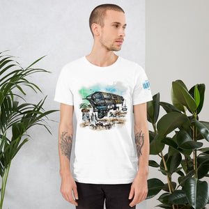 Outpost — Short-Sleeve Unisex T-Shirt