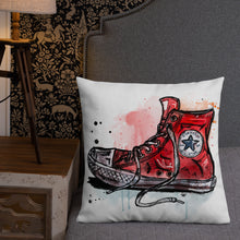 Load image into Gallery viewer, Shoes — Throw Pillow