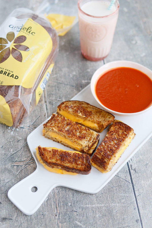 Simple Grilled Cheese Bites - Angelic Bakehouse