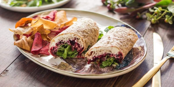 Thanksgiving Turkey Wraps - Angelic Bakehouse
