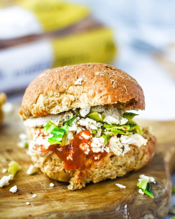 Leftover Turkey Enchilada Sliders