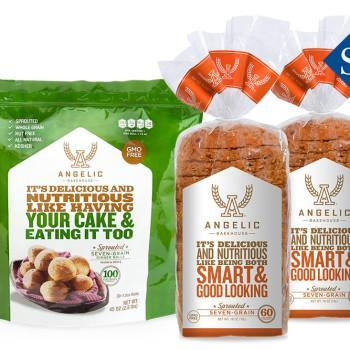 Sprouted Grains and Sam's Club - Angelic Bakehouse