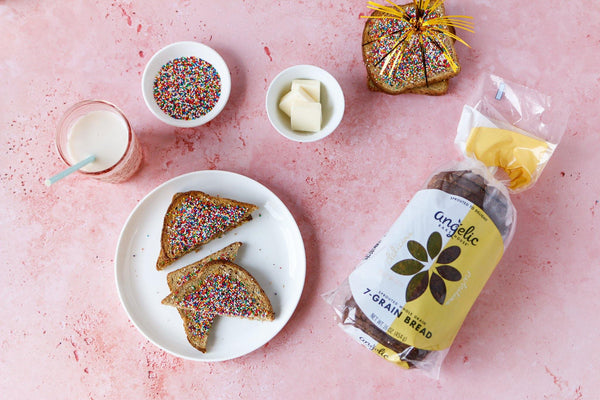 Fairy Bread for Kids - Angelic Bakehouse
