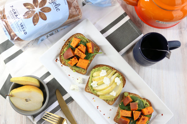 Sweet & Savory Loaded Toast