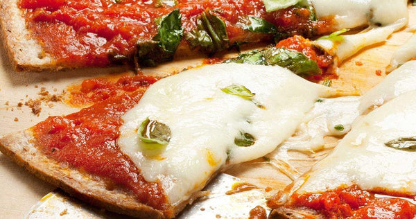 Margherita Flatzza® Crust Pizza - Angelic Bakehouse
